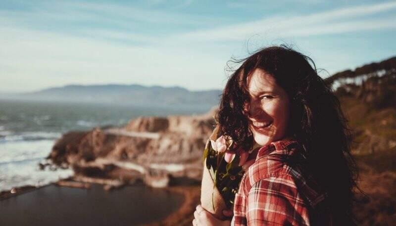 Terapia ajuda no encontro da alegria e felicidade
