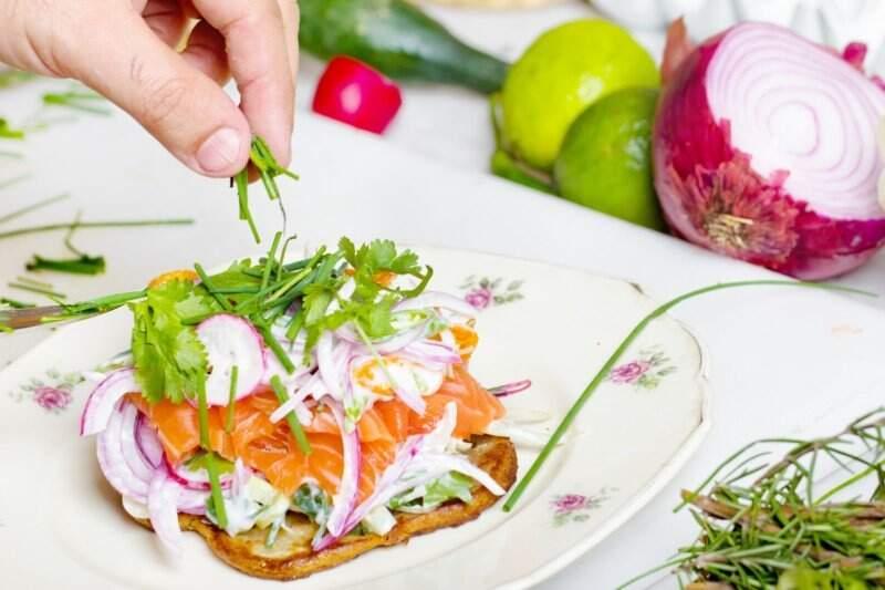 Cirurgia bariátrica - Alimentação saudável