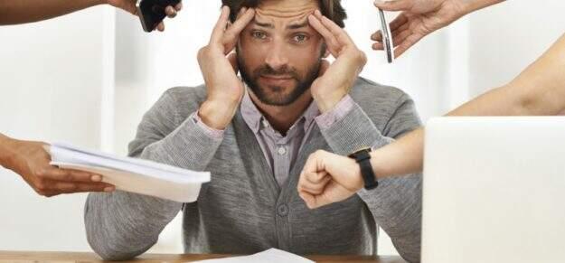 Descubra seu nível de estresse