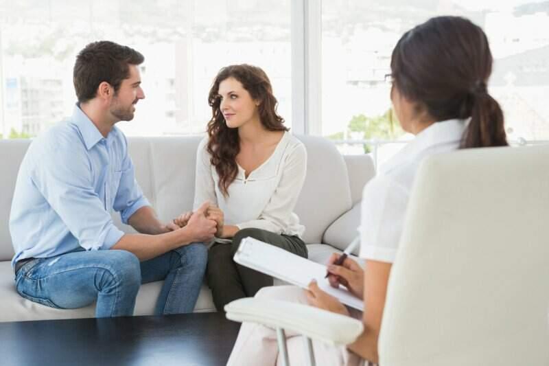 Psicólogo de casais