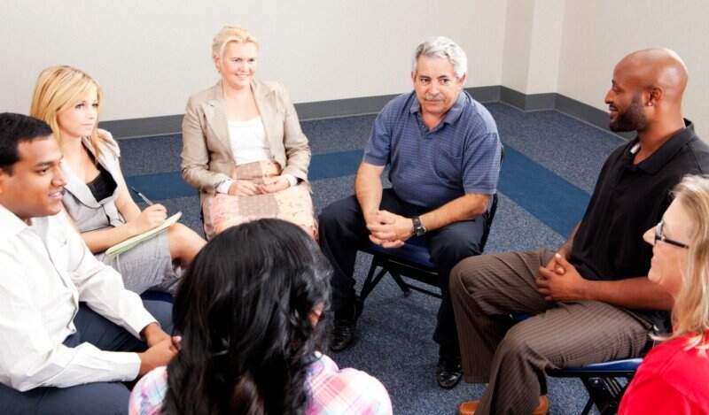 Psicoterapia em grupo