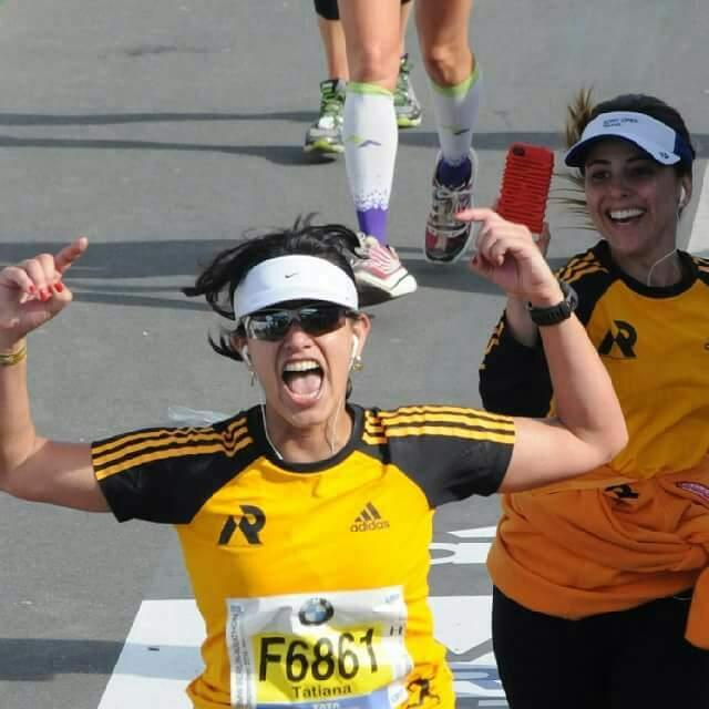 Coach - Maratona de Berlim 2014