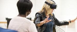A psicoterapia utilizando recursos de realidade virtual é uma alternativa muito eficaz no tratamento da agorafobia