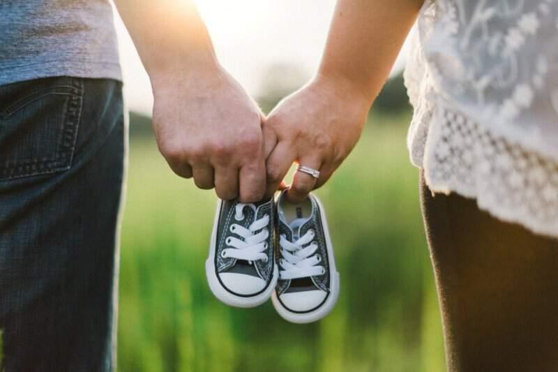 Psicoterapia de casal nascimento de filho