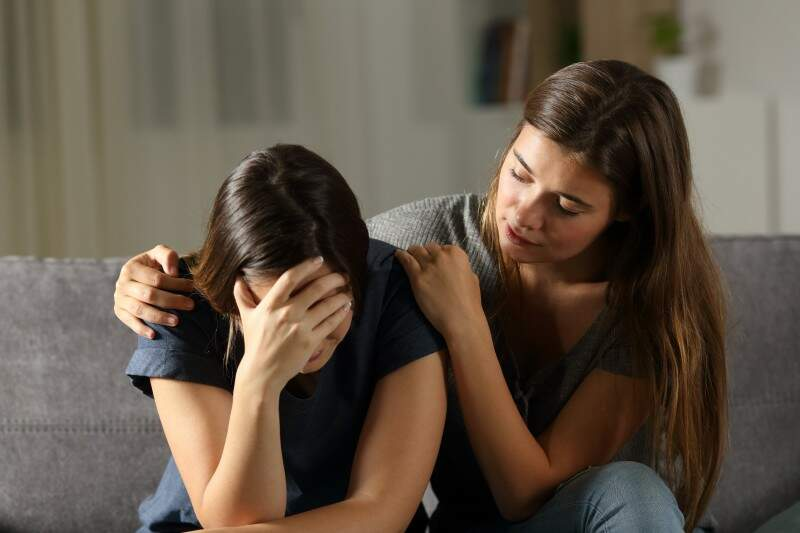 Adolescentes em isolamento social: suporte emocional
