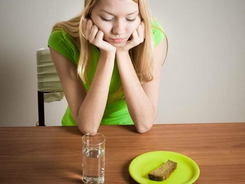 Anorexia nervosa e restrição alimentar
