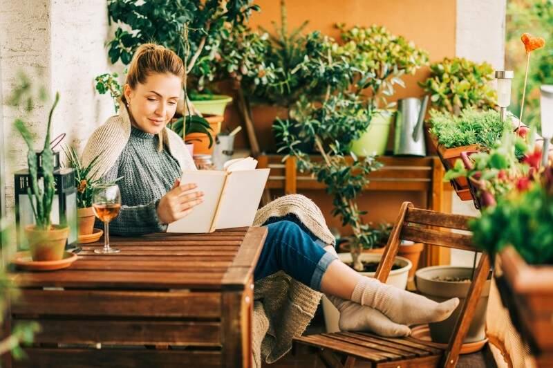 Como encontrar e aproveitar momentos de relaxamento com a rotina apertada?