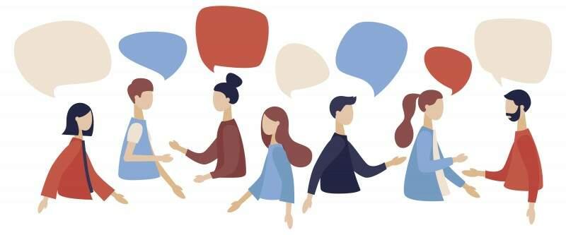 Como iniciar uma conversa e tornar momentos sociais mais confortáveis