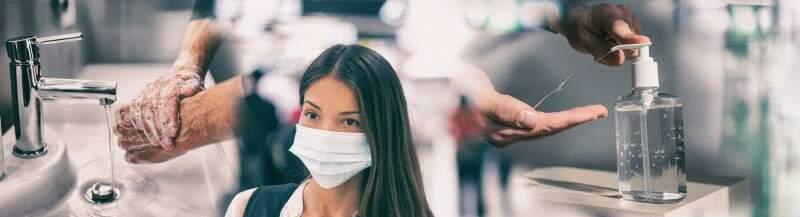Coronavírus: previna-se!
