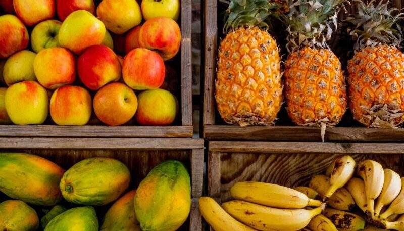 Frutas para impotência