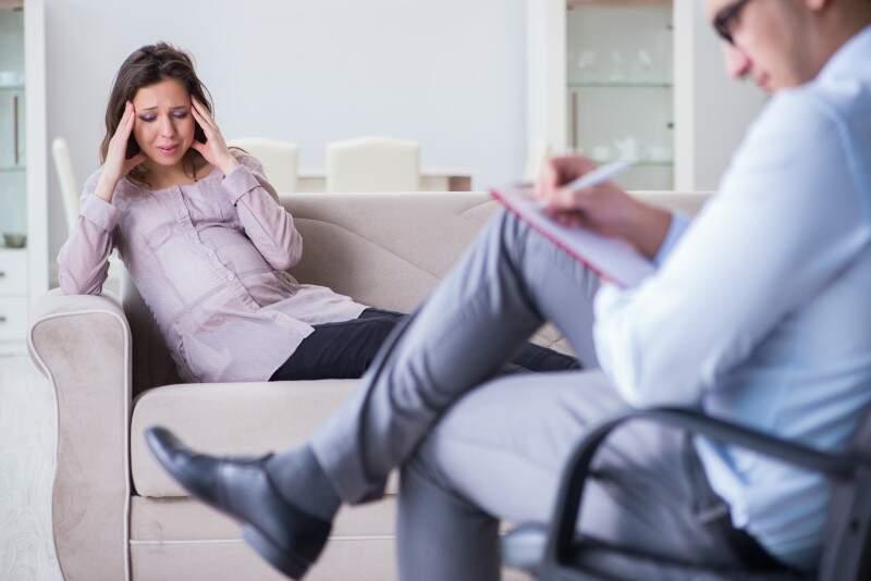 Investigação gravidez psicológica