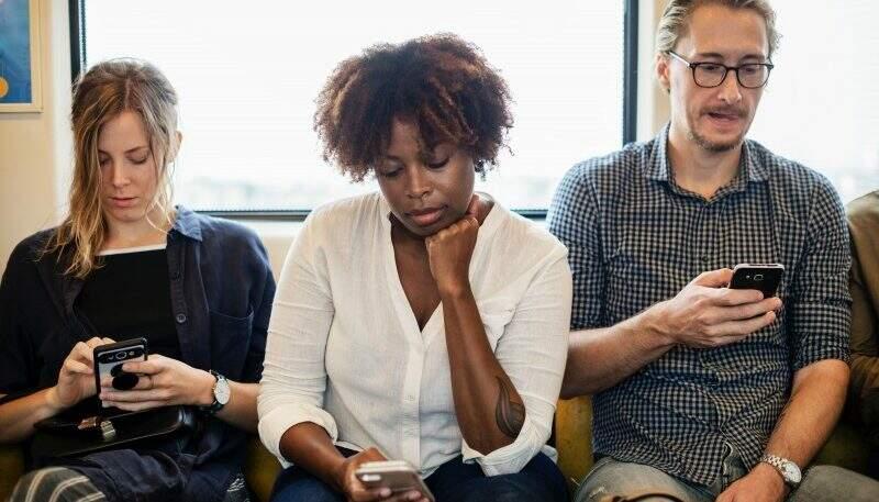 nomofobia o vício em celular
