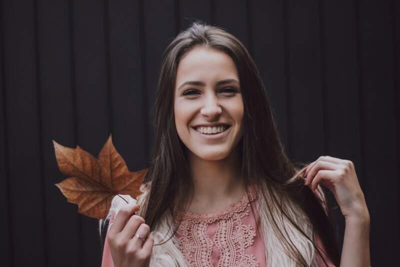 o sorriso inspira comportamentos positivos
