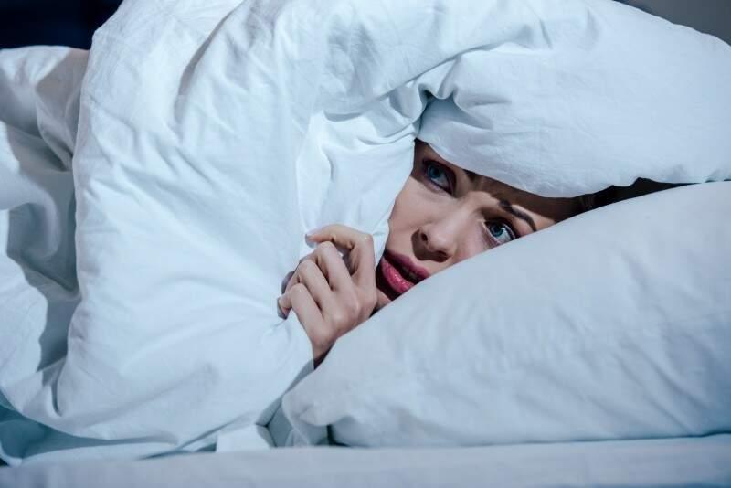 Terror noturno só acontece na infância - Entenda o problema e saiba como tratar!