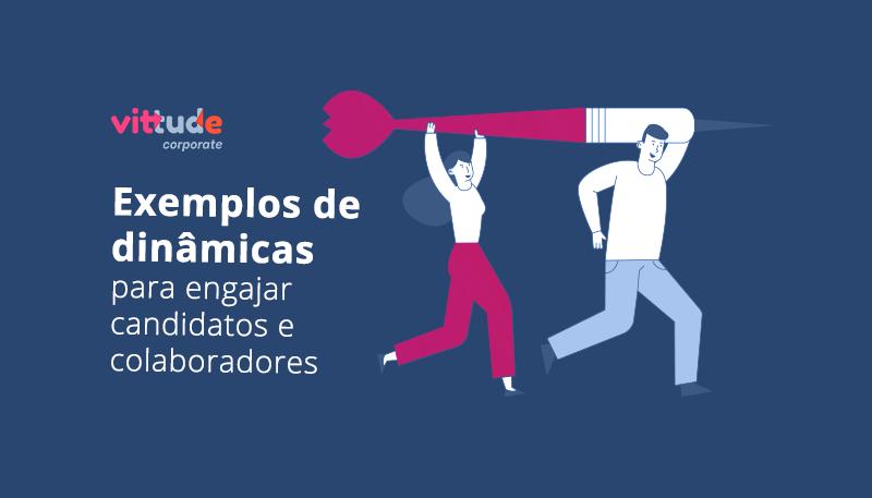 8 exemplos de dinâmicas de grupo divertidas para engajar candidatos e colaboradores